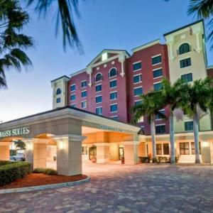 Hotels near Germain Arena - Embassy Suites Hotel Fort Myers, Fl