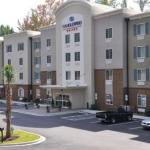Accommodation near McKnight Hall At UNCCs Cone Center - Candlewood Suites - Mooresville Lake Norman