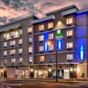 Hotels near Bear Mountain Arena - Holiday Inn Express & Suites VICTORIA - COLWOOD