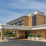 Accommodation near Virginia International Raceway - Comfort Inn And Suites