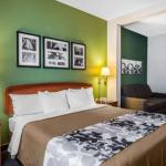 Virginia International Raceway Accommodation - Sleep Inn & Suites Danville