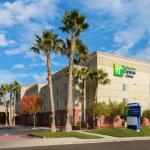 Accommodation near Cache Creek Casino Resort - Holiday Inn Express Hotel & Suites Vacaville