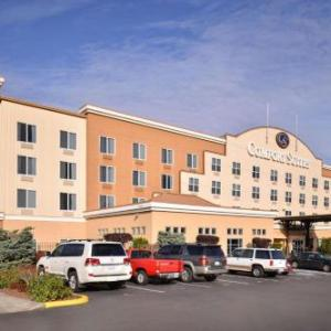 Hotels near Starfire Sports Complex - Comfort Suites Airport Tukwila