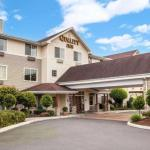 White River Amphitheatre Accommodation - Quality Inn & Suites Federal Way