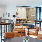 Accommodation near Bristol Hippodrome - Bristol City Centre Marriott Hotel