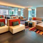 Lyric Theatre New York Accommodation - Courtyard By Marriott New York Manhattan/Herald Square