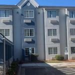 Accommodation near Coyote Joes Charlotte - Microtel Inn by Wyndham Charlotte Airport