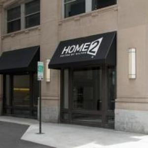 Home2 Suites by Hilton Indianapolis Downtown