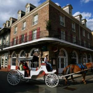 New Orleans Fair Grounds Hotels - Maison Dupuy Hotel