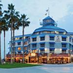 Accommodation near College Prep School - Waterfront Hotel, A Joie De Vivre Hotel