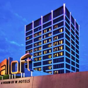 Aloft Tulsa Downtown, Tulsa,OK