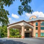 McKnight Hall At UNCCs Cone Center Hotels - Best Western Carowinds