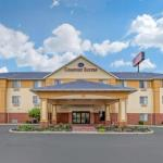 Hotels near Wooley Bulley's - Comfort Suites Findlay