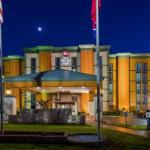 Accommodation near The Handy Park Pavillion - Best Western Galleria Inn & Suites