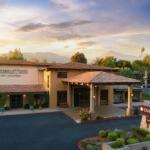 Los Angeles County Fair Accommodation - Doubletree Hotel Claremont