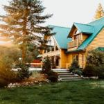 Cowichan River Wilderness Lodge