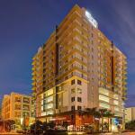 Accommodation near Waterfront Theatre - Aloft Miami Brickell
