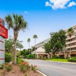 Accommodation near EverBank Field - Radisson Hotel Jacksonville Butler Boulevard