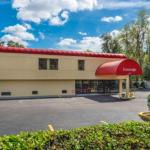 James G Pressly Stadium at Percy Beard Track Hotels - Econo Lodge University Gainesville