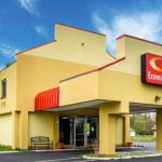 SUNY Brockport Accommodation - Econo Lodge Brockport