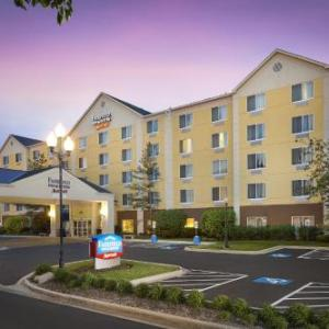 Fairfield Inn And Suites By Marriott Midway Airport