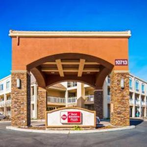 Best Western Plus Rancho Cordova Inn