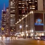 Accommodation near Avery Fisher Hall - New York Hilton Midtown