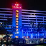 Accommodation near Perfect Vodka Amphitheatre  - Hilton Palm Beach Airport