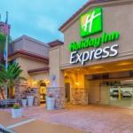 Accommodation near Soma San Diego - Holiday Inn Express Sea World Area