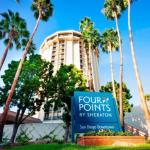 Accommodation near San Diego Civic Theatre - Four Points By Sheraton San Diego Downtown