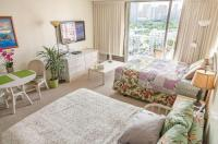 Tropical Studio in Heart of Waikiki