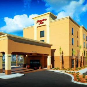 Rock Crusher Canyon Hotels - Hampton Inn Crystal River