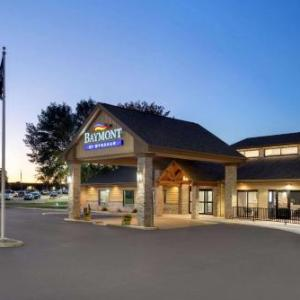 Steele County Fairgrounds Hotels - Baymont Inn & Suites Owatonna