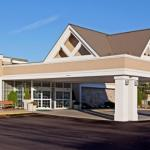 Accommodation near Gillette Stadium - Holiday Inn Mansfield