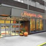 Eugene O'Neill Theatre Accommodation - Hampton Inn Manhattan-Times Square North