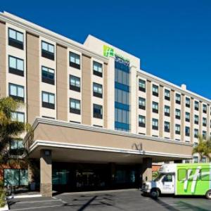 The Savoy Entertainment Center Hotels - Holiday Inn Express LAX Airport