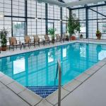 Accommodation near Stony Brook University - Hampton Inn Long Island/Islandia