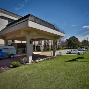 North Central College Hotels - Hampton Inn Chicago/Naperville