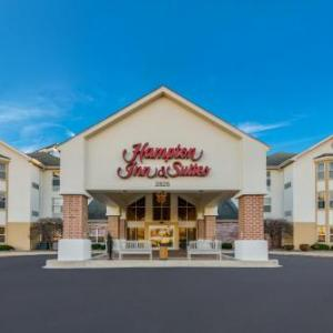 Hampton Inn And Suites Chicago/Hoffman Estates
