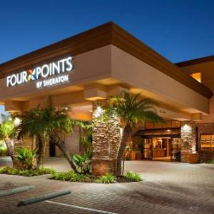 Jenny Craig Pavilion Hotels - Four Points by Sheraton San Diego - Sea World