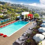 Accommodation in Los Angeles - Andaz West Hollywood - A Concept By Hyatt
