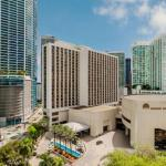 Accommodation near Bayfront Park - Hyatt Regency Miami