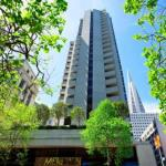 Accommodation near Eureka Theatre - Le Meridien San Francisco