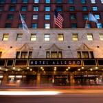 Accommodation near University of Chicago Fossil Lab - Allegro Chicago, A Kimpton Hotel