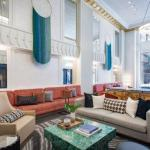 Accommodation near Chicago Temple - Monaco Chicago, A Kimpton Hotel
