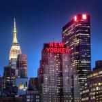 Accommodation near Madison Square Garden - Wyndham New Yorker Hotel