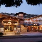 Accommodation near Zebra Lounge - The Lodge at Tiburon