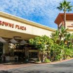 Accommodation near Jenny Craig Pavilion - Crowne Plaza Hotel Mission Valley