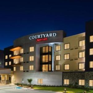 Courtyard By Marriott Houston Katy Mills