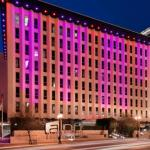 Accommodation near Amway Center - Aloft Orlando Downtown